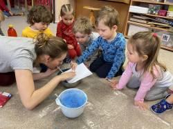 Činnosti ve školce
